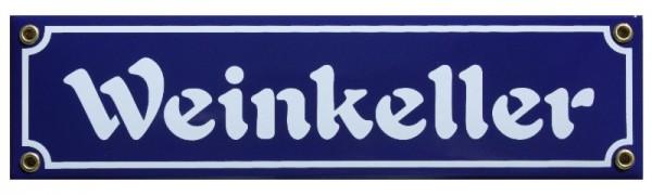 Weinkeller Emaille Schild Nr. 2005