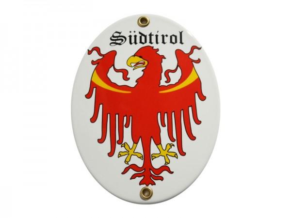 Südtirol Emaille Schild Nr. 1273