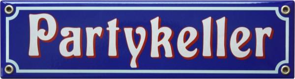 Oktoberfest München Emaille 8 x 40 cm Schild Nr. 2989