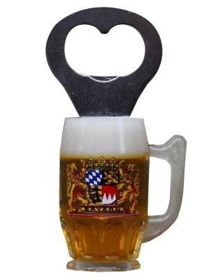 Magnet Bierkrug mit Flaschenöffner Nr. 1859 FLA