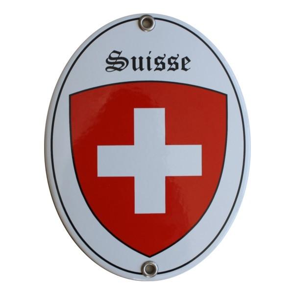Emailschild Suisse Nr. 7727