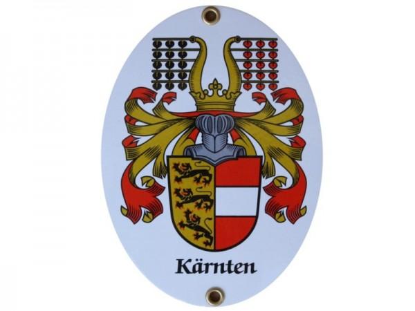 Kärnten Emaille Schild Nr. 1703