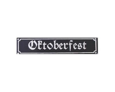 Magnet Oktoberfest Emaille Nr. 824